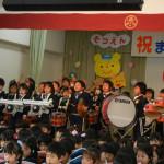 鼓笛の演奏会 (3)