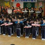 鼓笛の演奏会 (4)