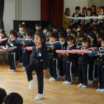 鼓笛の演奏会 (5)