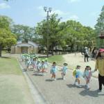 堀内公園に到着~~! (2)