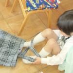 着替えの練習 (5)