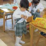 着替えの練習 (6)
