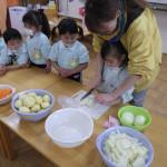 カレー作り (1)