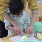 カレー作り (9)