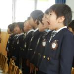 卒園式練習 (14)