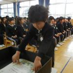 卒園式練習 (8)