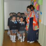 卒園式 (1)